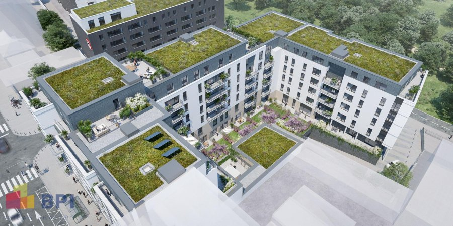acheter duplex 1 chambre 62.4 m² luxembourg photo 7