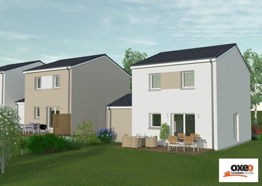 acheter maison individuelle 5 pièces 92 m² moyeuvre-grande photo 1