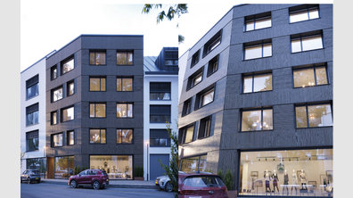 Apartment block for sale in Luxembourg-Gare - Ref. 7115449