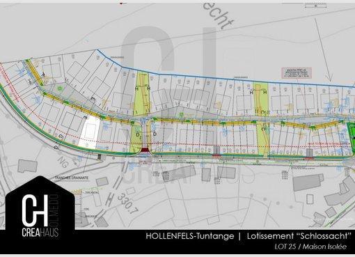 Terrain constructible à vendre à Hollenfels (LU) - Réf. 4948921
