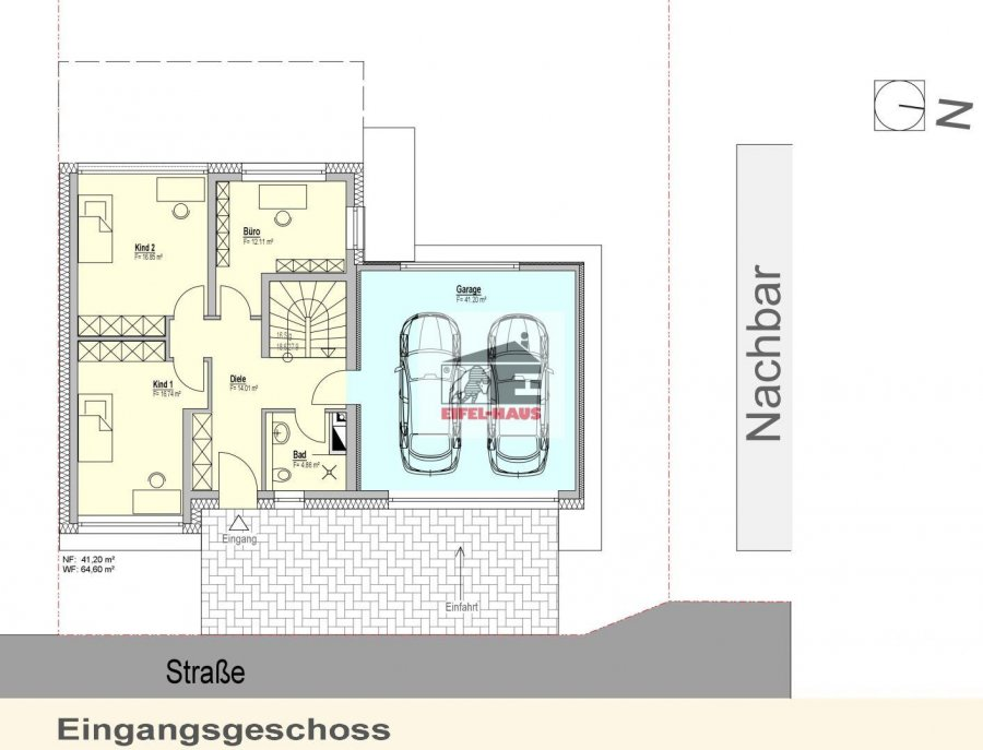 acheter maison 4 chambres 172.79 m² wasserbillig photo 3
