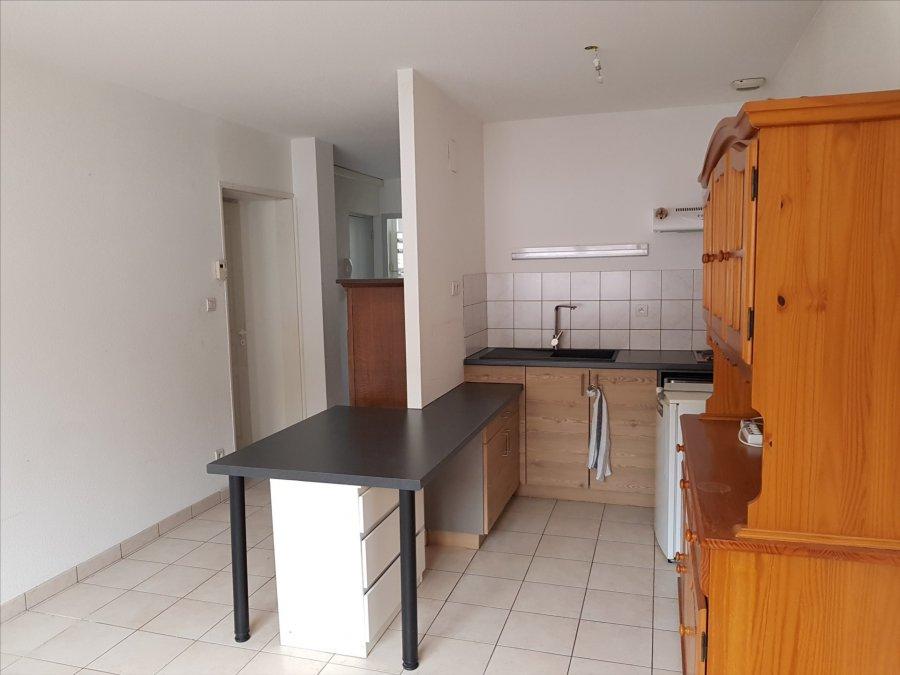 Appartement à louer F2 à La bresse