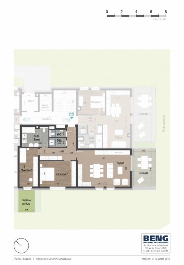 acheter appartement 2 chambres 94 m² clervaux photo 2