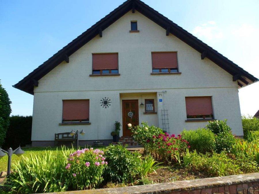 Maison à vendre F6 à WISEMBOURG