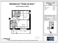 Appartement à louer F2 à Marly - Réf. 5205945