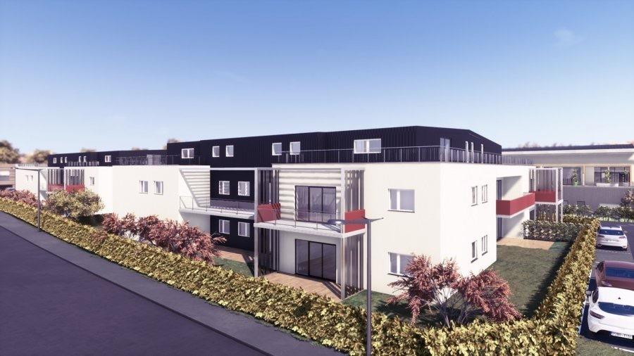 acheter appartement 2 pièces 52.39 m² entrange photo 2