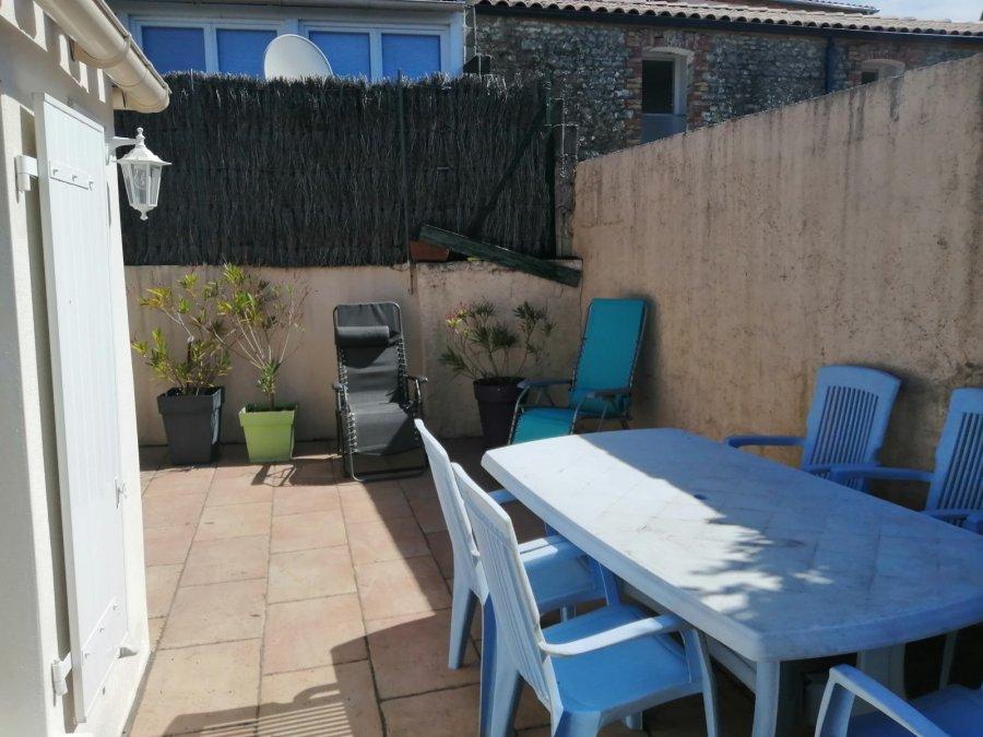 acheter maison 4 pièces 77 m² longeville-sur-mer photo 4