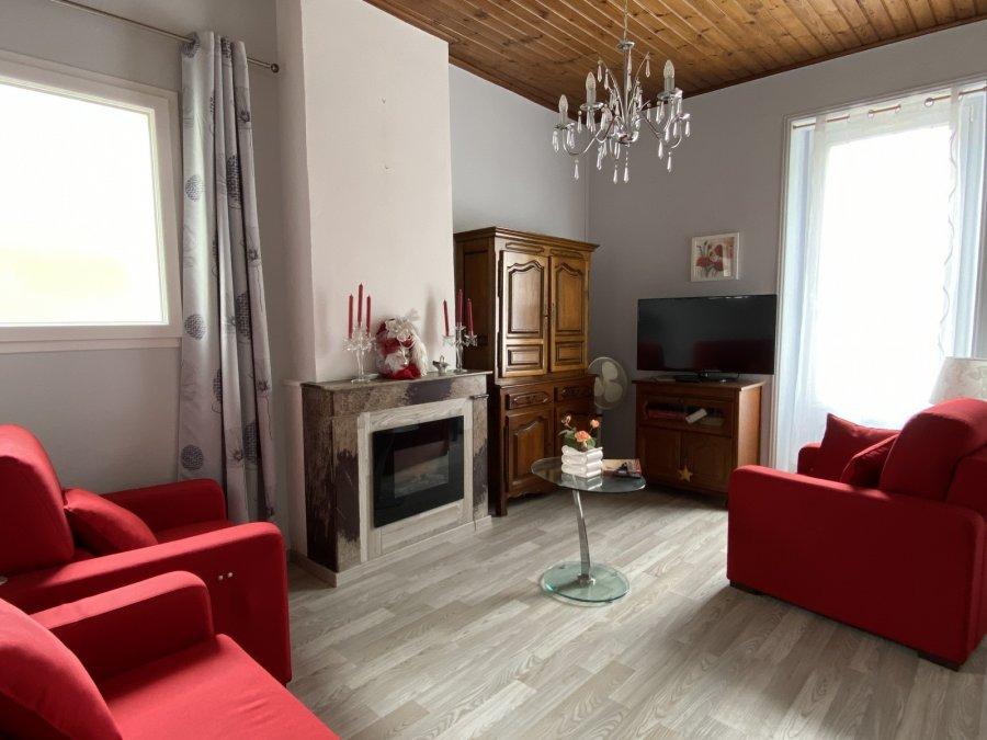acheter maison 4 pièces 77 m² longeville-sur-mer photo 1
