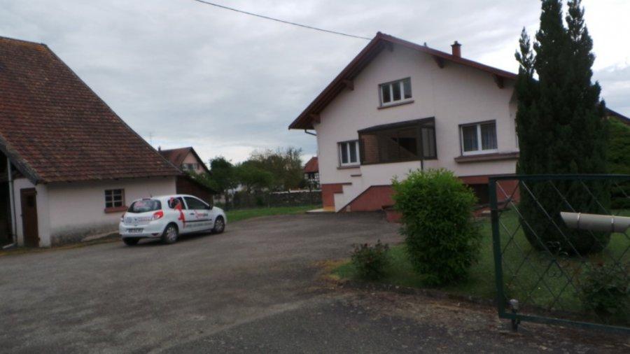 acheter maison 0 pièce 0 m² gildwiller photo 1