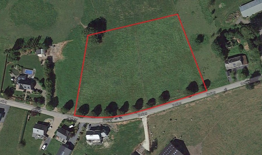 acheter terrain constructible 0 pièce 1210 m² bastogne photo 2
