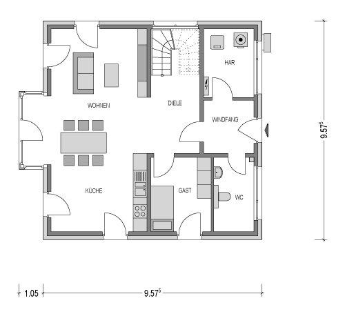 haus kaufen 6 zimmer 147 m² spangdahlem foto 4