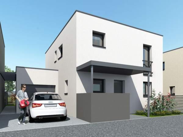 acheter maison 5 pièces 83 m² laxou photo 3