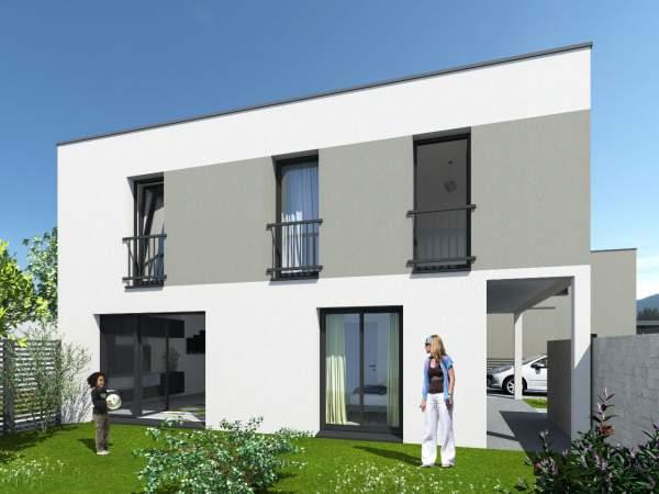 acheter maison 5 pièces 83 m² laxou photo 1