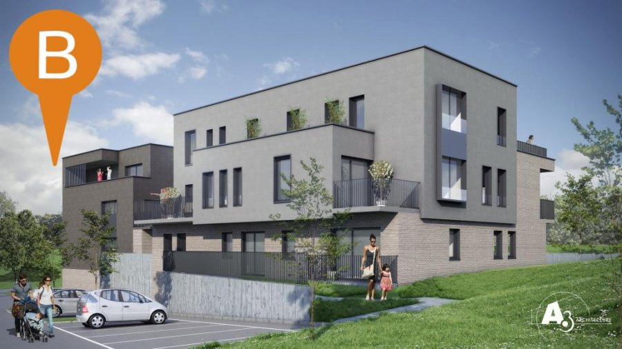 wohnanlage kaufen 0 schlafzimmer 63.5 bis 109 m² ettelbruck foto 1