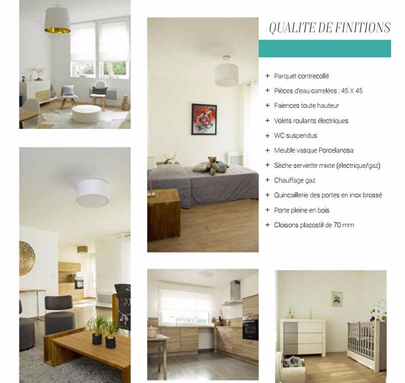acheter appartement 3 pièces 73.3 m² lille photo 3
