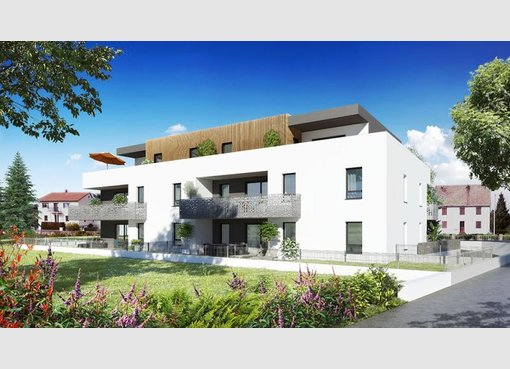 Vente appartement f3 village neuf haut rhin r f 5560265 for Appartement f3 neuf