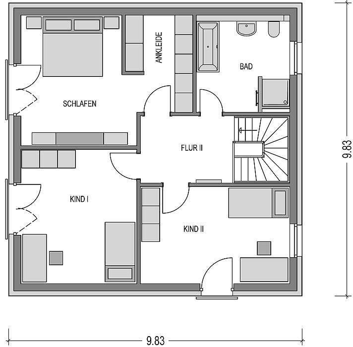 einfamilienhaus kaufen 6 zimmer 154 m² kyllburg foto 7