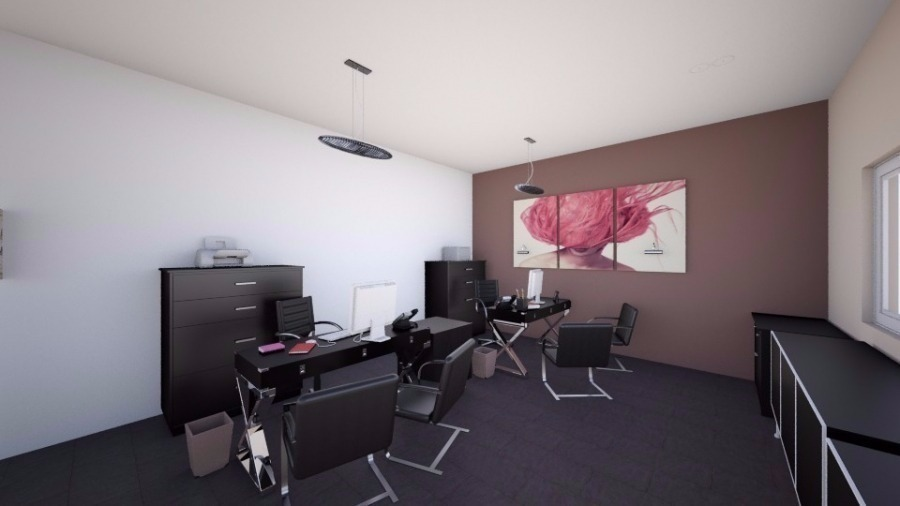 louer bureau 0 chambre 255 m² contern photo 7