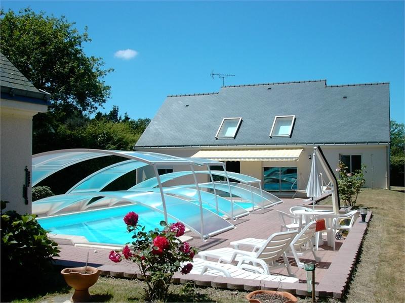 Maison individuelle en vente la turballe 169 m 413 for Acheter maison avec piscine