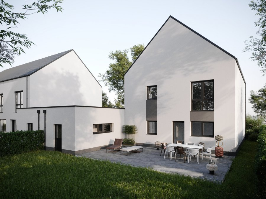 acheter maison jumelée 3 chambres 157.38 m² hoscheid photo 5