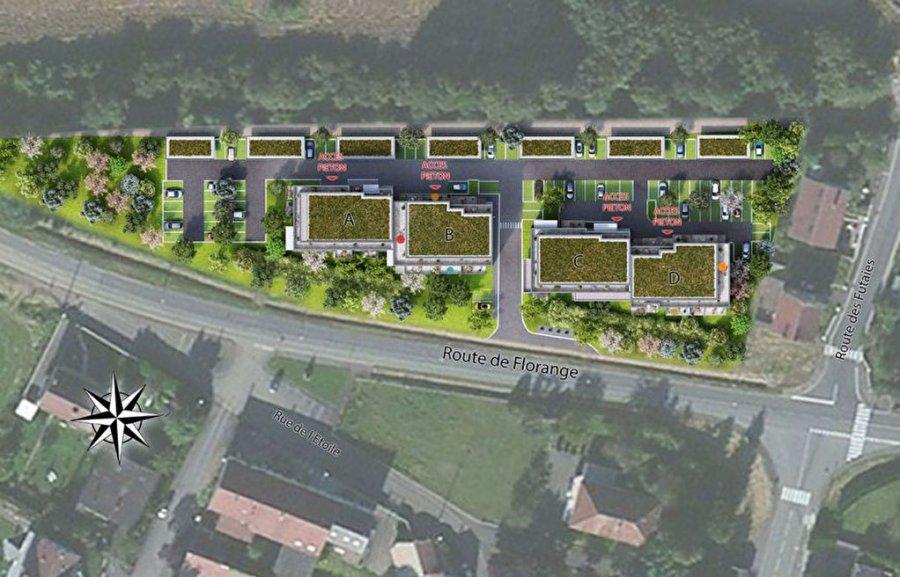 acheter appartement 2 pièces 39.74 m² thionville photo 4