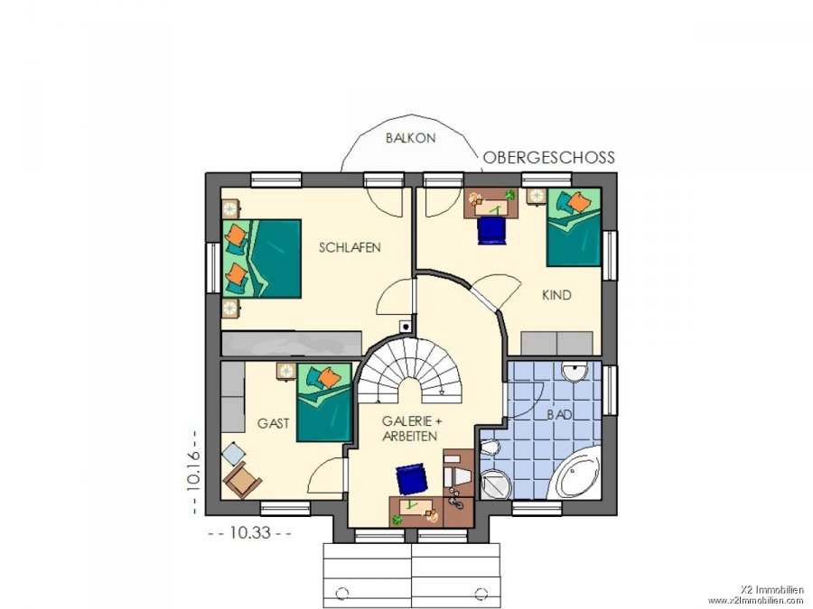 haus kaufen 4 zimmer 150 m² spangdahlem foto 3