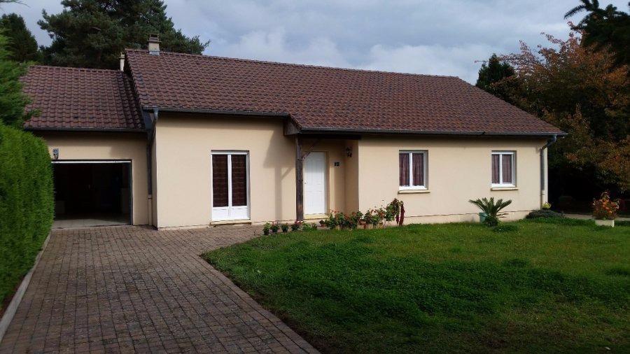 Maison individuelle à louer 3 chambres à Cattenom