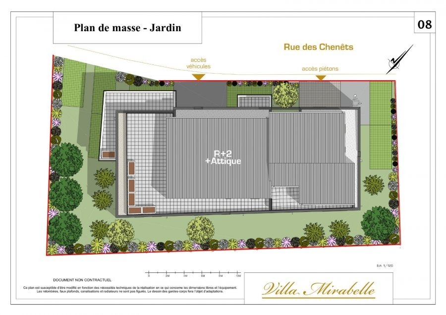 acheter appartement 3 pièces 64 m² longeville-lès-metz photo 5