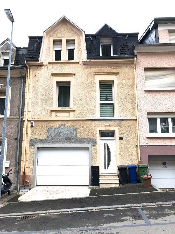 Maison mitoyenne à vendre 4 chambres à Niederkorn