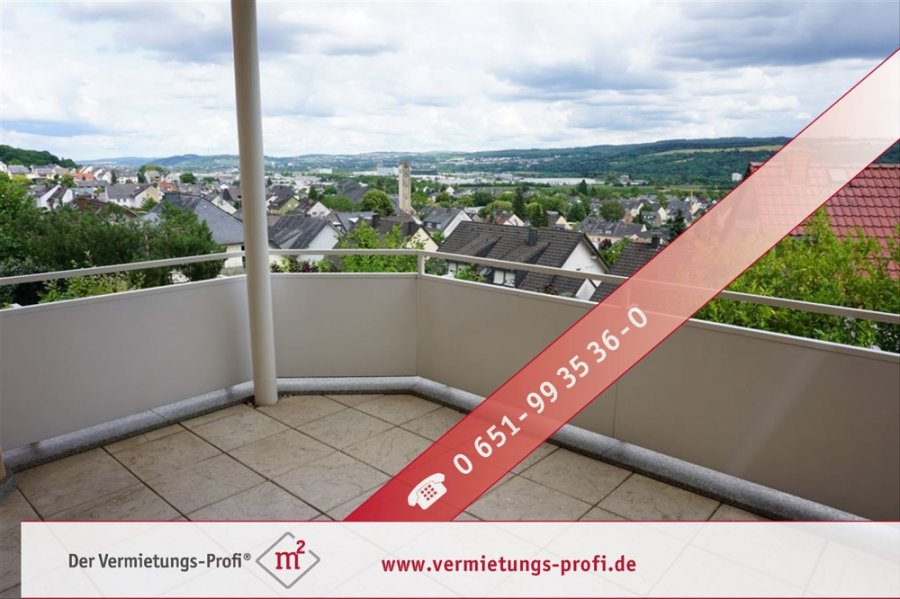 apartment for rent 3 rooms 91 m² trier photo 1