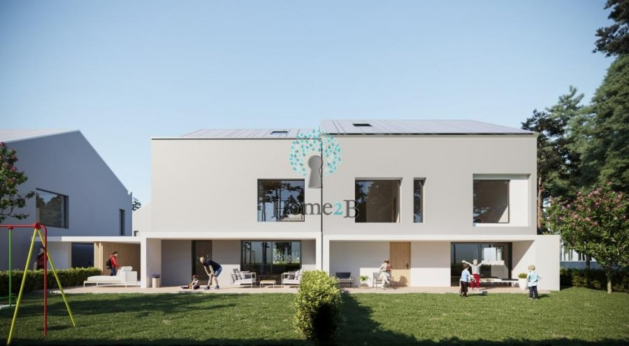 acheter maison mitoyenne 4 chambres 158.8 m² beaufort photo 4