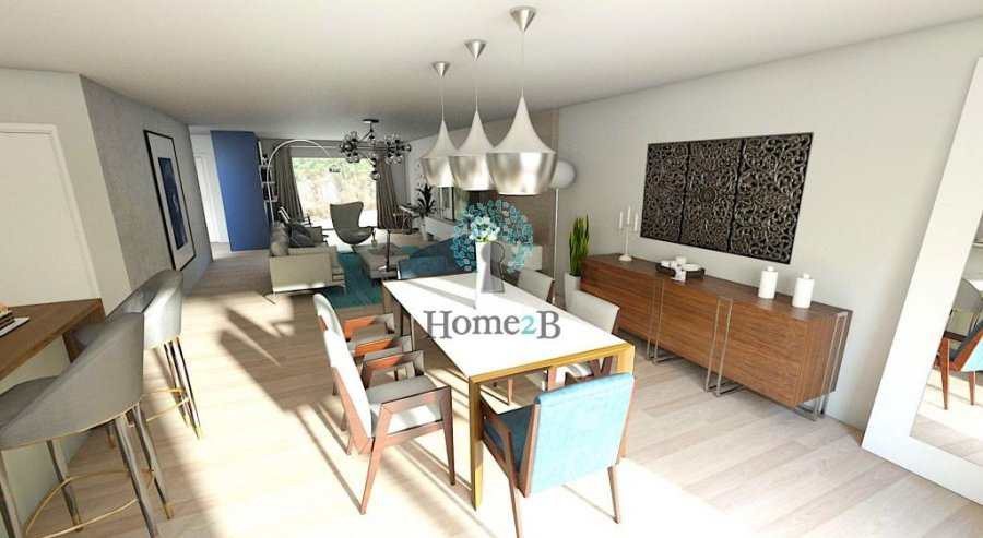 acheter maison mitoyenne 4 chambres 158.8 m² beaufort photo 5