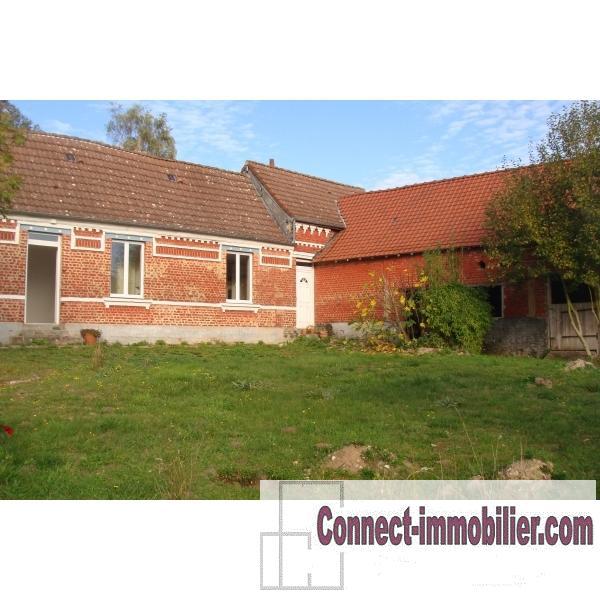 acheter maison 4 pièces 95 m² doullens photo 1
