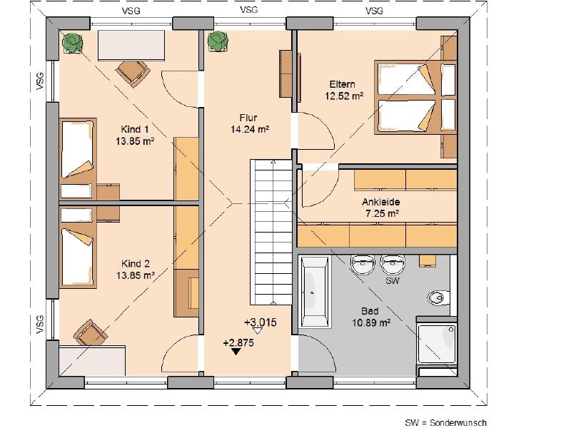 haus kaufen 5 zimmer 147 m² lissendorf foto 4
