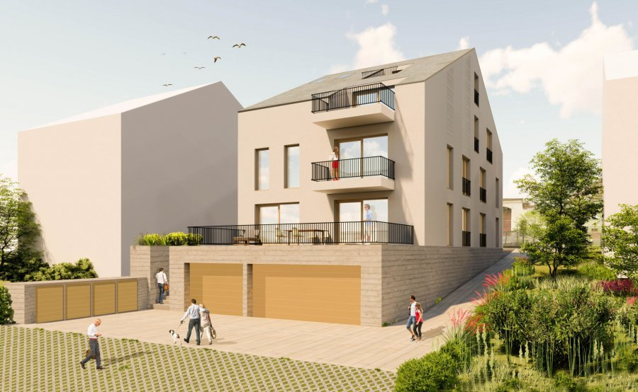 acheter penthouse 3 chambres 154 m² kehlen photo 2