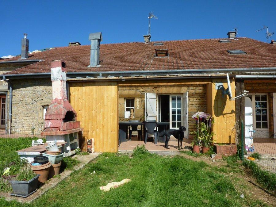 Maison mitoyenne à vendre F4 à Allondrelle-la-Malmaison