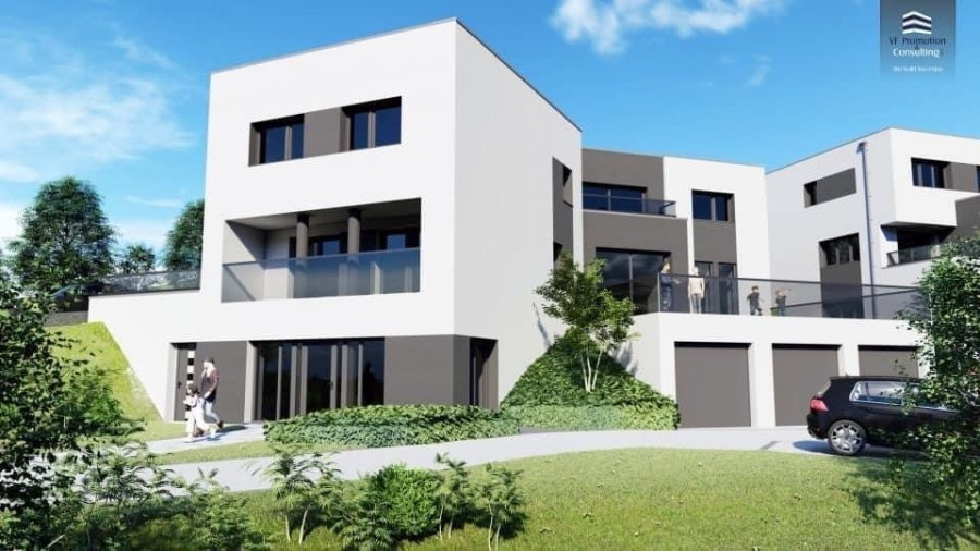acheter penthouse 2 chambres 123 m² wiltz photo 4