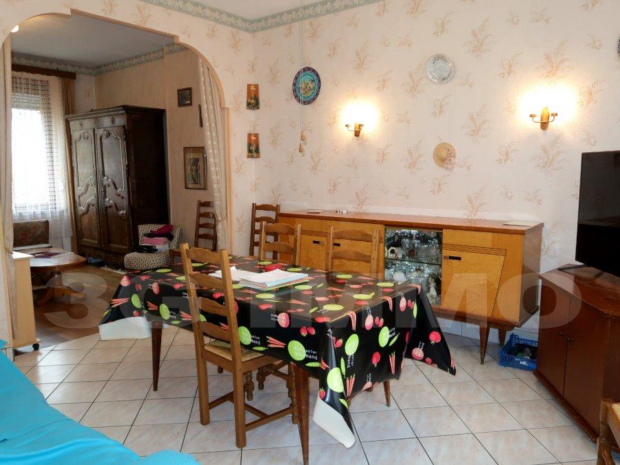 Maison jumelée à vendre F7 à Heumont