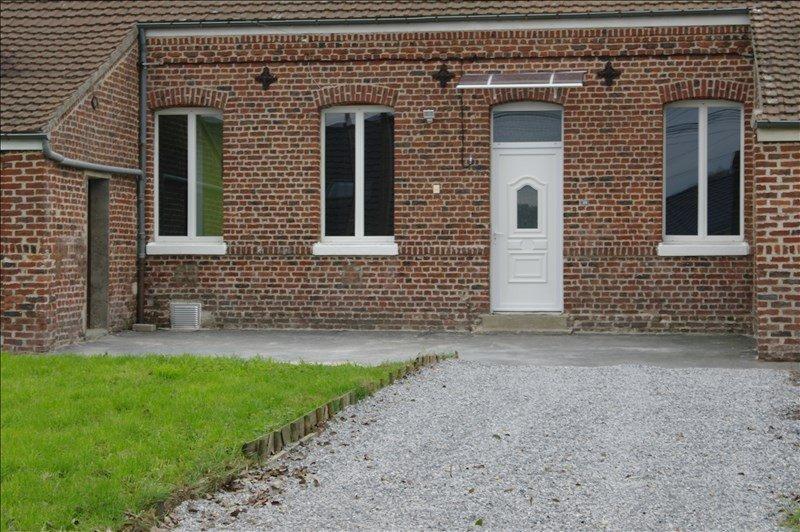 Maison à louer F4 à Auberchicourt