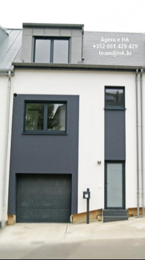 terraced for rent 3 bedrooms 130 m² alzingen photo 1