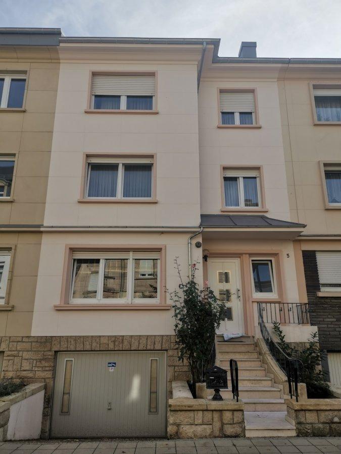 acheter maison 5 chambres 200 m² esch-sur-alzette photo 1