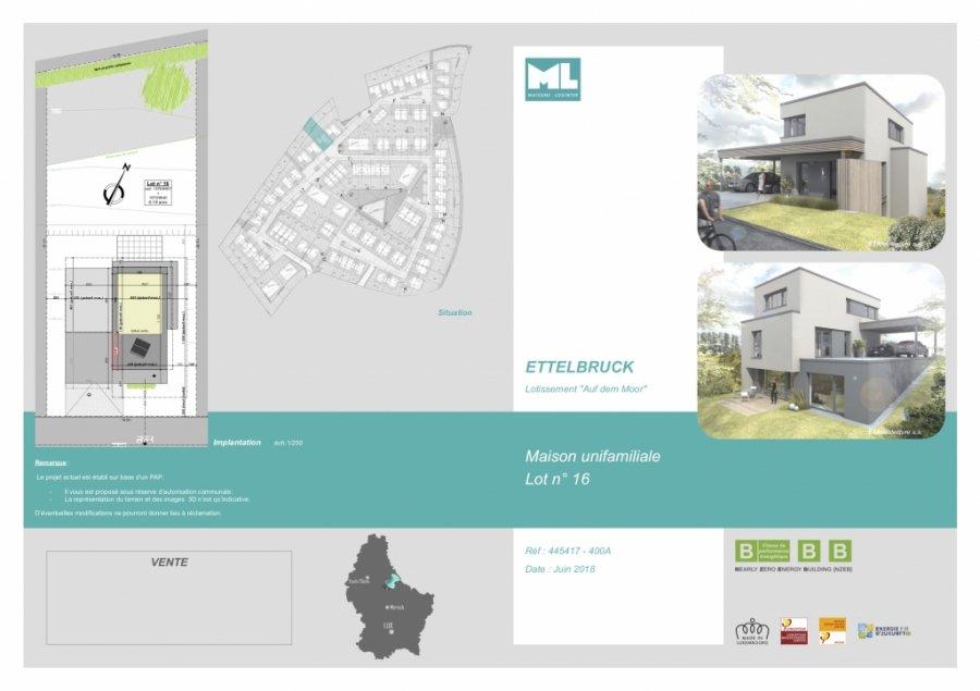 acheter maison individuelle 4 chambres 171 m² ettelbruck photo 2