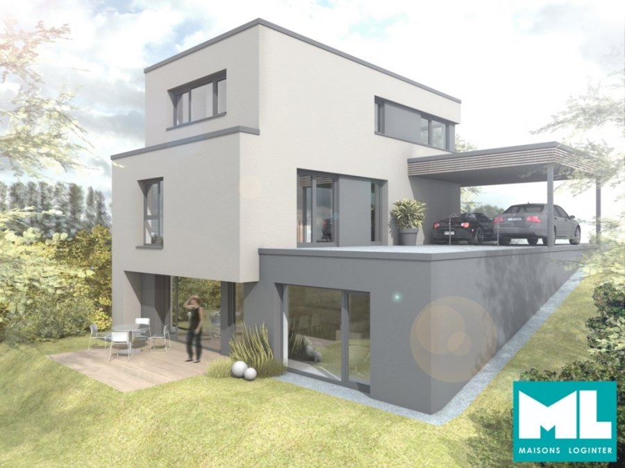 acheter maison individuelle 4 chambres 171 m² ettelbruck photo 4