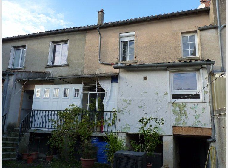 Vente maison 10 pi ces chantonnay vend e r f 5604841 for Maison de l emploi chantonnay