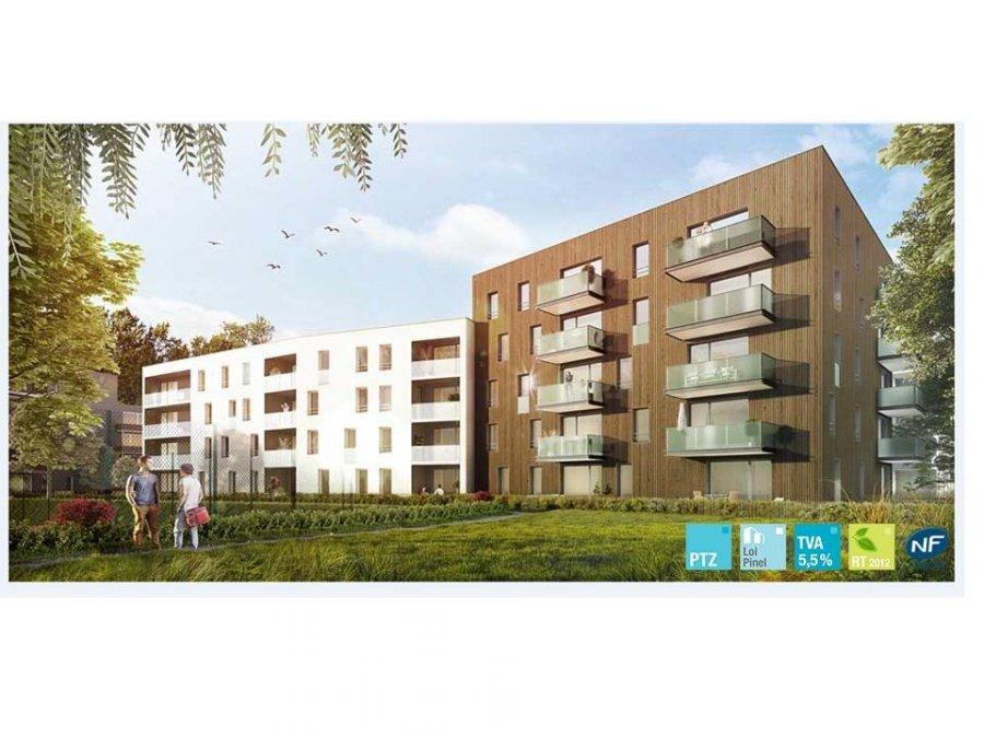 acheter appartement 3 pièces 60 m² maxéville photo 1
