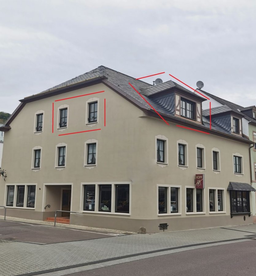apartment for rent 3 rooms 76 m² trier photo 2