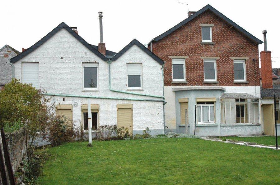 Maison individuelle en vente cousolre 106 m 106 000 for Acheter maison individuelle nord