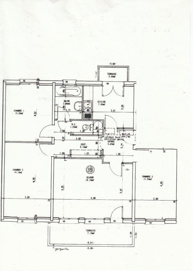 louer appartement 4 pièces 74 m² illkirch-graffenstaden photo 4
