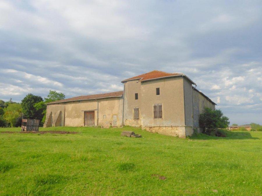 acheter corps de ferme 6 pièces 0 m² chambley-bussières photo 1