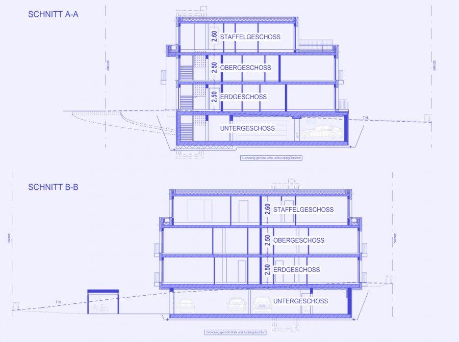 apartment block for buy 0 bedroom 124.74 to 202.21 m² strassen photo 6
